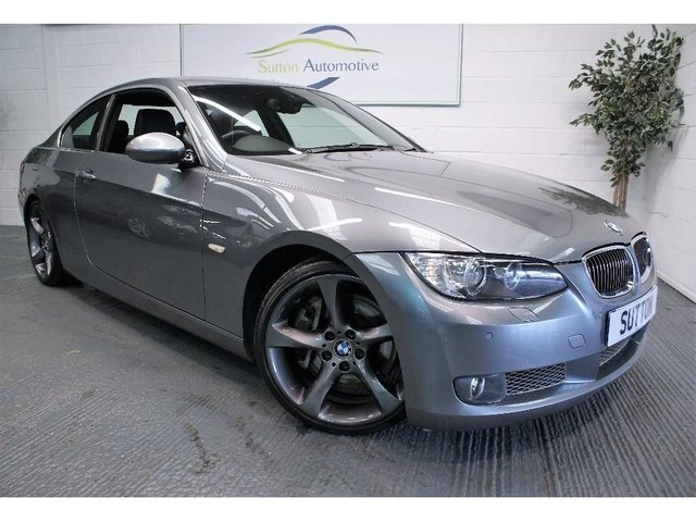 2007 07 BMW 3 SERIES 3.0 335i SE 2dr
