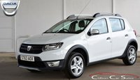USED 2013 63 DACIA SANDERO 1.5dCi STEPWAY AMBIANCE 5 DOOR 90 BHP Finance? No deposit required and decision in minutes.