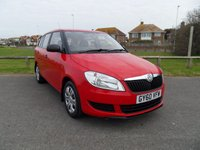2010 SKODA FABIA 1.6 S TDI CR 5d ESTATE 74 BHP £4995.00