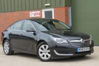 USED 2013 63 VAUXHALL INSIGNIA 2.0 SE CDTI ECOFLEX S/S 5d 118 BHP BLUETOOTH INTERFACE, DAB RADIO, AIR CONDITIONING, 2 KEYS,