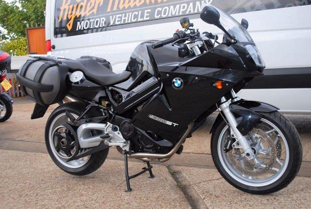 2012 12 BMW F800ST 800cc