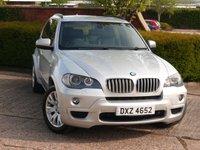 2009 BMW X5 3.0 SD M SPORT 5d AUTO 282 BHP £10500.00