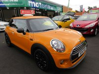 USED 2014 14 MINI HATCH ONE 1.5 ONE D 3d 94 BHP 12 MONTHS MOT... 6 MONTHS WARRANTY.. FINANCE AVAILABLE