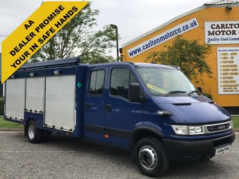 2005 IVECO-FORD DAILY