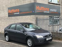 USED 2008 58 FORD FOCUS 1.6 1d