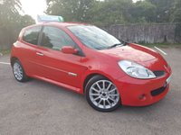 USED 2007 07 RENAULT CLIO 2.0 RENAULTSPORT 197 3d 195 BHP