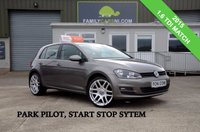 USED 2015 VOLKSWAGEN GOLF 1.6 MATCH TDI 5d *FULL VW HISTORY* *FROM £159 MONTHLY*