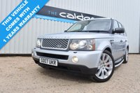 USED 2007 07 LAND ROVER RANGE ROVER SPORT 2.7 TDV6 SPORT HSE 5d AUTO