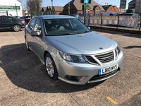 USED 2010 10 SAAB 9-3 1.9 TURBO EDITION TID 4d AUTO 150 BHP Diesel, Automatic, Full Service History, Heated Leather Seats.