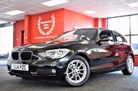 USED 2014 14 BMW 1 SERIES 1.6 116D EFFICIENTDYNAMICS 3d 114 BHP