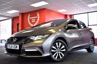 USED 2014 14 HONDA CIVIC 1.6 I-DTEC SE 5d 118 BHP