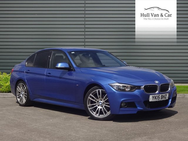 2015 15 BMW 3 SERIES 2.0 320D M SPORT BUSINESS MEDIA 4d AUTO 181 BHP