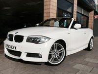 2013 BMW 1 SERIES 2.0 118D M SPORT 2d AUTO 141 BHP £14995.00