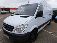 2013 MERCEDES-BENZ SPRINTER 2.1 313 CDI LWB 1d 129 BHP £SOLD