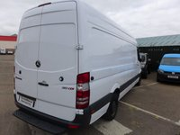 USED 2013 13 MERCEDES-BENZ SPRINTER 2.1 313 CDI LWB 1d 129 BHP 124000 EASY motorway  miles & Full Service History