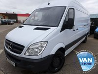2013 MERCEDES-BENZ SPRINTER 2.1 313 CDI LWB 1d 129 BHP SOLD