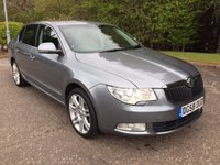 USED 2008 58 SKODA SUPERB 2.0 ELEGANCE TDI DSG 5d AUTO 138 BHP 6 MONTHS PART AND LABOUR WARRANTY
