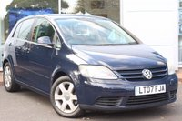 USED 2007 07 VOLKSWAGEN GOLF PLUS 1.9 SE TDI 5d 103 BHP