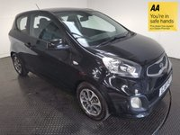 USED 2011 61 KIA PICANTO 1.0 1 3d 68 BHP FSH-ELECTRIC WINDOWS-ALLOY WHEELS