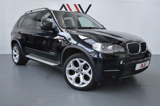 2012 62 BMW X5 3.0 XDRIVE30D SE 5d AUTO 241 BHP