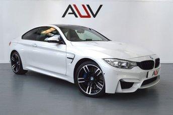 2014 BMW 4 SERIES 3.0 M4 2d AUTO 426 BHP £39950.00