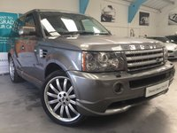 USED 2007 LAND ROVER RANGE ROVER SPORT 3.6 TDV8 SPORT OVERFINCH HSE 5d AUTO 269 BHP