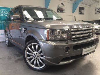2007 LAND ROVER RANGE ROVER SPORT 3.6 TDV8 SPORT OVERFINCH HSE 5d AUTO 269 BHP £14990.00