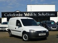 USED 2010 60 VAUXHALL COMBO VAN 1700 CDTI 1d  ***NO VAT*** ONE FORMER KEEPER with DECEMBER 2017 MOT