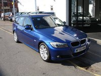 USED 2008 58 BMW 3 SERIES 2.0 318I SE TOURING 5d AUTO 141 BHP