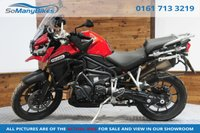 USED 2015 15 TRIUMPH EXPLORER  1215 - 1 Owner bike ** FINANCE DEALS AVAILABLE ** Very Popular