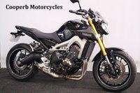 2014 YAMAHA MT-09 MT - 09  £4999.00