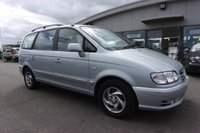 USED 2004 54 HYUNDAI TRAJET 2.0 GSI CRTD 5d 111 BHP LOW DEPOSIT OR NO DEPOSIT FINANCE AVAILABLE.