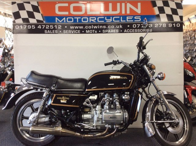 View our HONDA GL1000 GOLDWING
