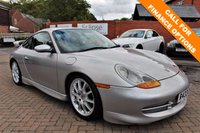 USED 1998 PORSCHE 911 3.4 CARRERA TIPTRONIC S 2d AUTO 300 BHP Free 12 Months National Warranty Included