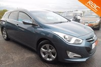 USED 2012 62 HYUNDAI I40 1.7 CRDI STYLE BLUE DRIVE 5d 134 BHP GREAT VALUE