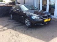 USED 2007 57 BMW 3 SERIES 2.0 318I SE 4d 128 BHP