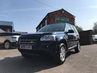 USED 2009 09 LAND ROVER FREELANDER 2.2 TD4 XS 5d AUTO 159 BHP Full Land Rover Service History
