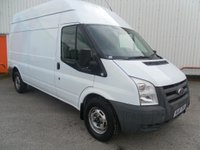 USED 2010 10 FORD TRANSIT 2.4 350 H/R 1d 115 BHP