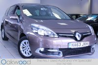 2013 RENAULT GRAND SCENIC 1.5 DCI DYNAMIQUE TOMTOM ENERGY 110 BHP 5d £9485.00