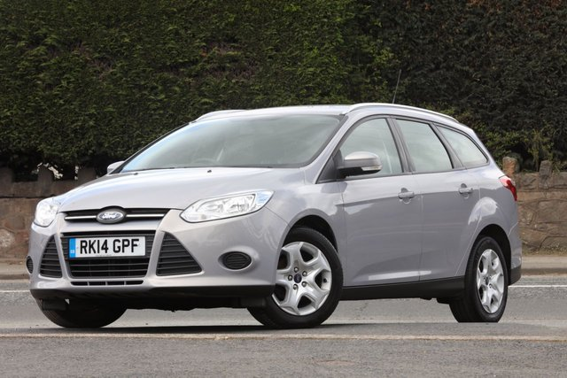 2014 14 FORD FOCUS 1.6 EDGE ECONETIC TDCI 5d 104 BHP