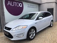 2014 FORD MONDEO 2.0 TITANIUM X BUSINESS EDITION TDCI 5d 138 BHP £12995.00