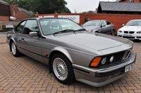 1988 BMW 6 SERIES