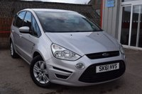 USED 2011 61 FORD S-MAX 2.0 ZETEC TDCI 5d 138 BHP 7 SEATER