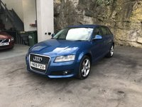 USED 2009 09 AUDI A3 1.6 SPORTBACK MPI SE TECHNIK 5d AUTO 101 BHP ** FULL MAIN DEALER SERVICE HISTORY ** 1 LADY OWNER FROM NEW **