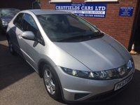 USED 2007 57 HONDA CIVIC 1.8 SE I-VTEC 5d 139 BHP ONLY 30300 MILES