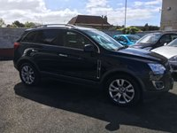 USED 2011 11 VAUXHALL ANTARA 2.2 SE CDTI 5d 161 BHP 4WD with Tow Bar