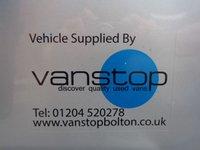 USED 2012 62 VAUXHALL VIVARO 2.0 2900 CDTI H/R 1d 89 BHP