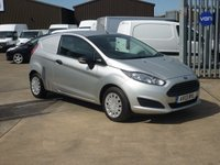 2013 FORD FIESTA 1.6TDCi ECONETIC  95 BHP  ++SILVER++ ONE OWNER + 3 SERVICE STAMPS £4795.00