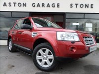USED 2009 59 LAND ROVER FREELANDER 2.2 TD4 E GS 5d 159 BHP ** F/S/H ** ** FULL SERVICE HISTORY **