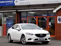 USED 2014 14 MAZDA 6 2.2 D SE-L 4dr (150) *ONLY 9.9% APR with FREE Servicing*